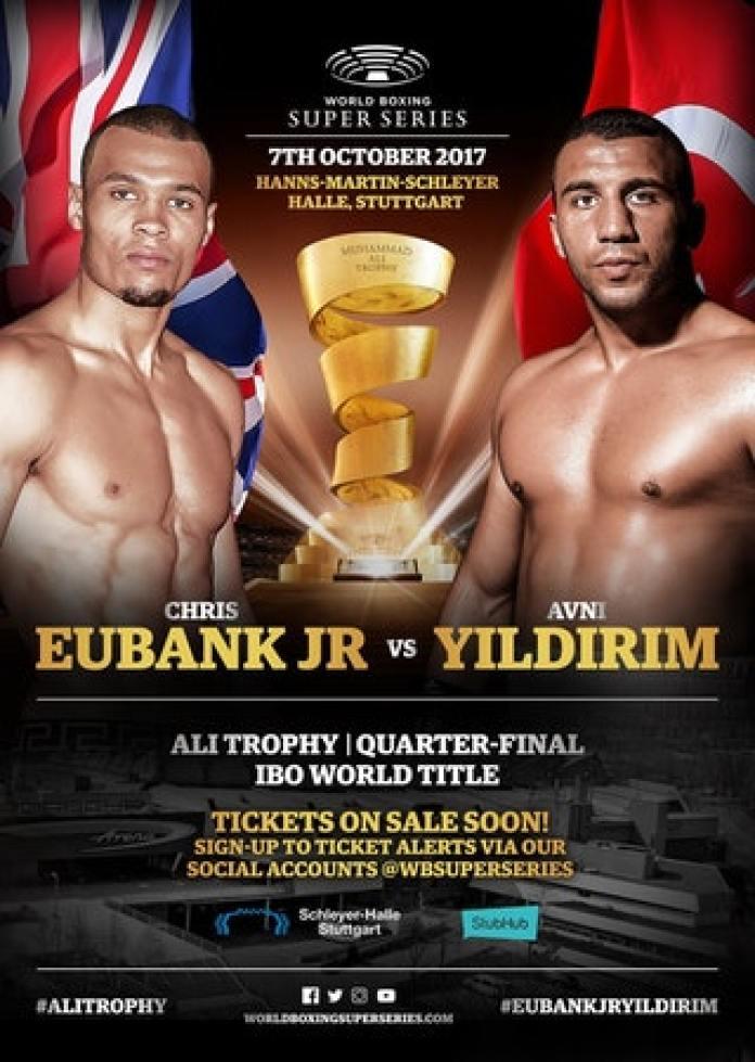 Eubank vs Yilderim
