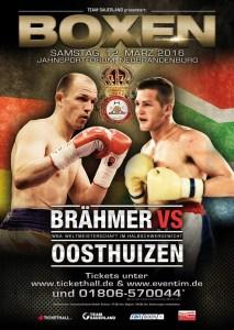 Jürgen Brähmer vs. Thomas Oosthuizen