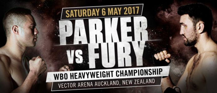 Parker vs Fury