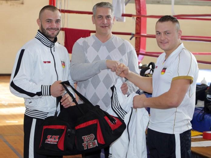 Neuverpflichtung für Team Deutschland