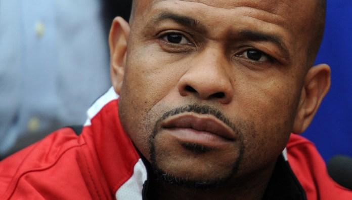 Ex-Weltmeister in 4 Gewichtsklassen Roy Jones Jr.