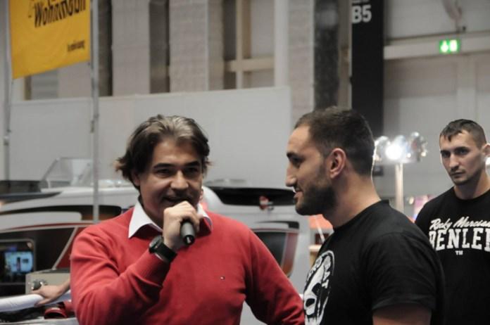 Erol Ceylan und Karo Murat