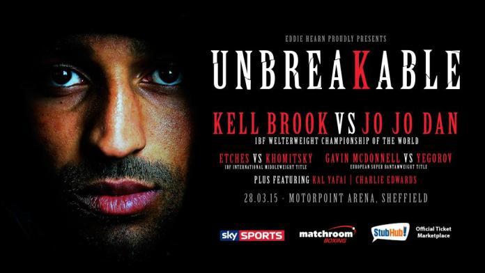 Kell Brook