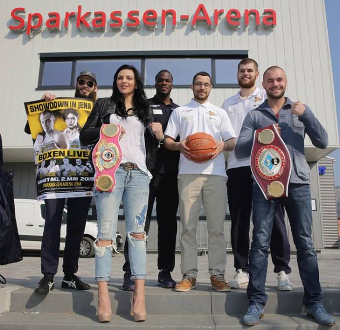 SES-Box-Gala Showdown in Jena