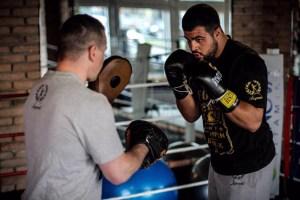 Burak Sahin - Training / Foto: Sebastan Heger