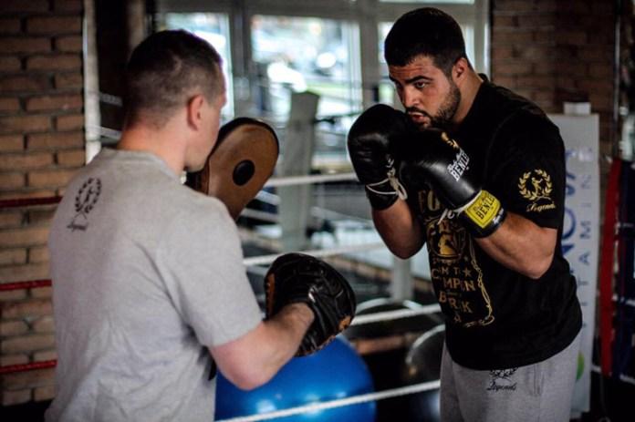 Burak Sahin - Training