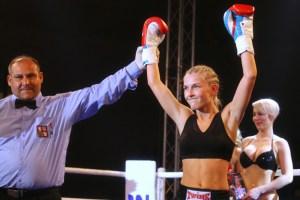 Erfolgreicher Start des neuen Teams mit Box-Talenten aus Tschechien am Wochenende in Usti nad Labem