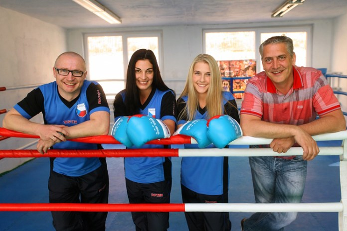 "SES Boxing nun mit der Gründung des ""SES Boxing Team Czech Republic"""