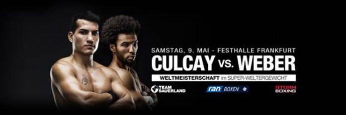 Culcay gegen Weber