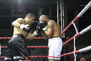 Firat Arslan gegen Gyula Bozai