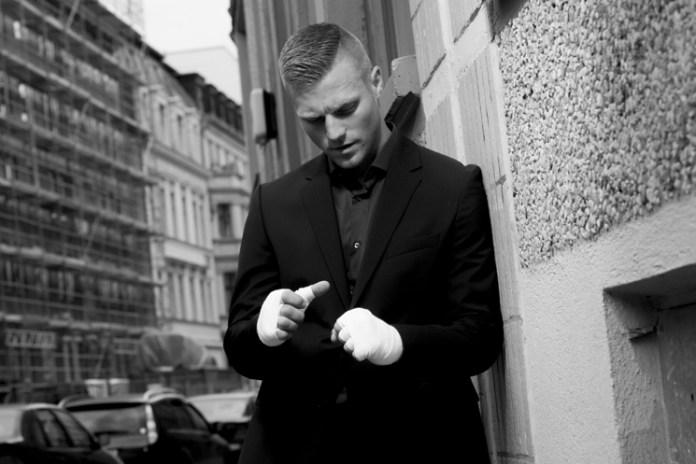 Rap meets Boxen - Kontra K