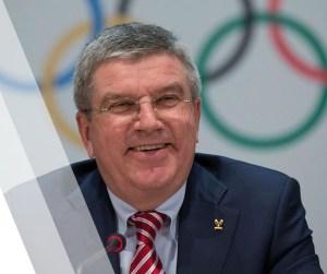 Thomas Bach, der IOC-Präsident