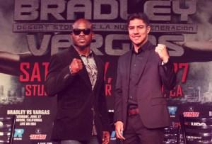 Timothy Bradley Jr gegen Jessie Vargas