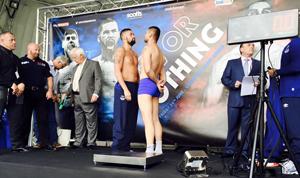 Tony Bellew gegen Ivica Bacurin