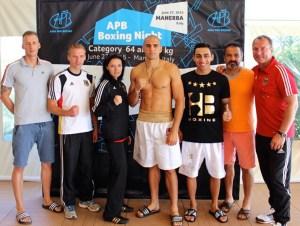 APB-Boxing
