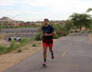 Marco Huck - Jogging