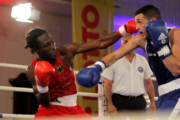 Sharafa Raman boxt sich ins Finale