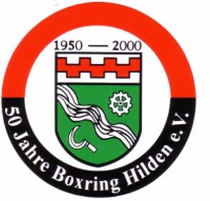 Boxring Hilden - Logo