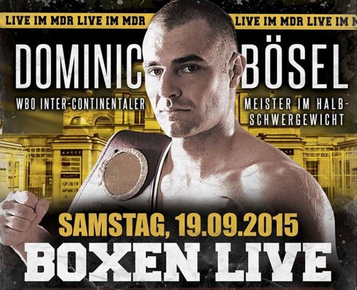 Boxen-1 Gewinnspiel: 4x2 Tickets für den WBO Intercontinental Titelkampf Bösel - Gomez