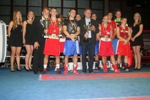 93. Deutschen Meisterschaft der Männer Elite in Straubing