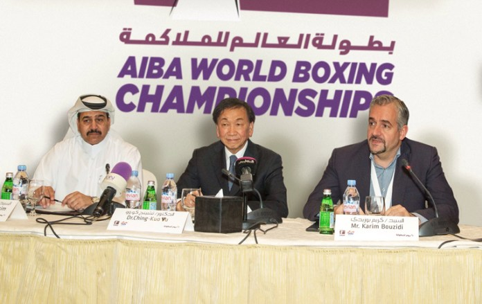 Box-WM  in Doha