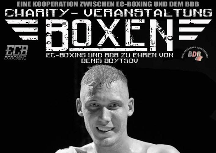 Jan Meiser wird um die WBO Junioren Weltmeisterschaft boxen