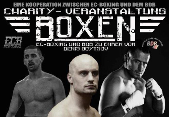 Charity Boxen zu Gunsten von Denis Boytsov