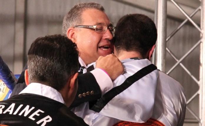 Präsident Ulrich Bittner / Foto: Boxring Hanau