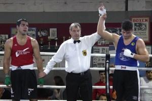 Pervizaj Magmedov / Foto: Boxring Hanau