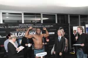 Michael Sprott / Foto: EC Boxing