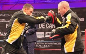 Öffentliches Training Feigenbutz vs. De Carolis II / Foto: Team Sauerland
