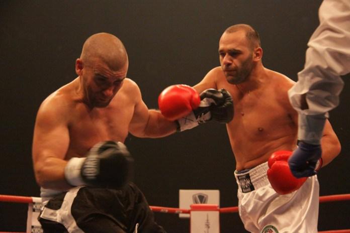 Vartan Avetisyan vs. Balasz Horvath / Foto: Konstantinos Sarigiannidis