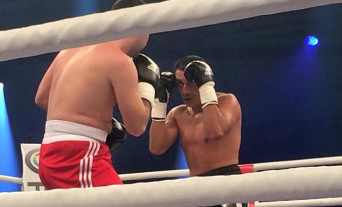 Ismail Özen (Deutschland) vs. Aleksandar Kuvac (Bosnien-Herzegowina)