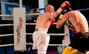 Mirco Martin vs. Khvicha Gigolashvili / Foto: Christian Buech