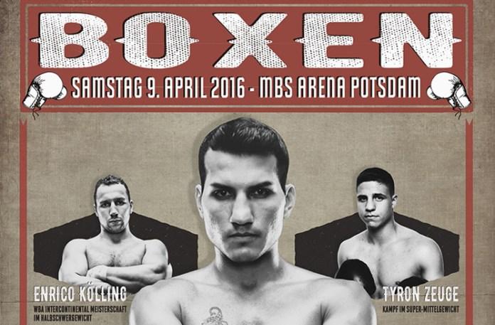 ran Boxen XXL - Die Nacht der Weltmeister am 9. April live in SAT.1, bei ranFIGHTING.de und auf Sky Select