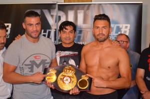 Manuel Charr vs. Sefer Seferi / Foto: EC Boxing