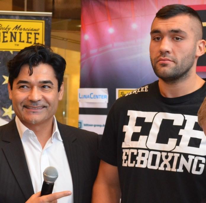 Ali Eren Demirezen / Foto: EC Boxing