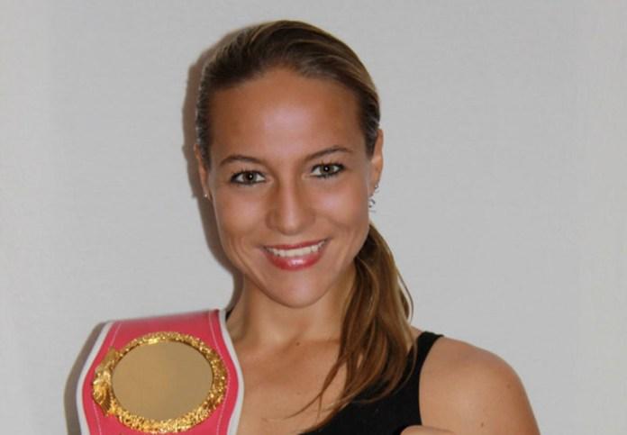 Weltmeisterin Ramona Kühne