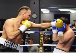 Hüseyin Cinkara / Foto: EC Boxing