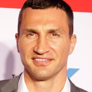Klitschko Portrait