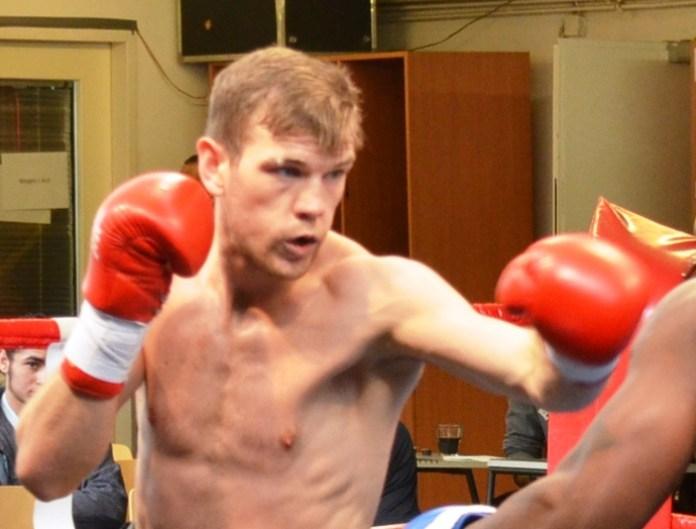 Sven Fornling / Foto: EC Boxing