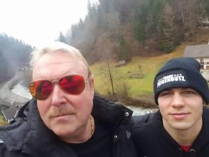 Rainer Gottwald und Vincent Feigenbutz (Foto: privat)
