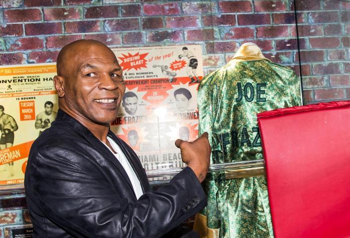 Mike Tyson Boxing Hall of Fame / Foto: Steve Lott