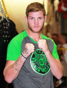 Thomas Oosthuizen / Foto: EC Boxing