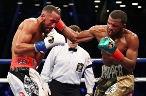 Cleverly vs DeGale