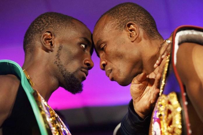Crawford vs. Indongo, der Kampf um alle vier Weltmeister-Titel