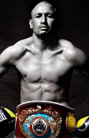 Nr. 1 und offizieller Herausforderer bei der WBO: Orlando Salido