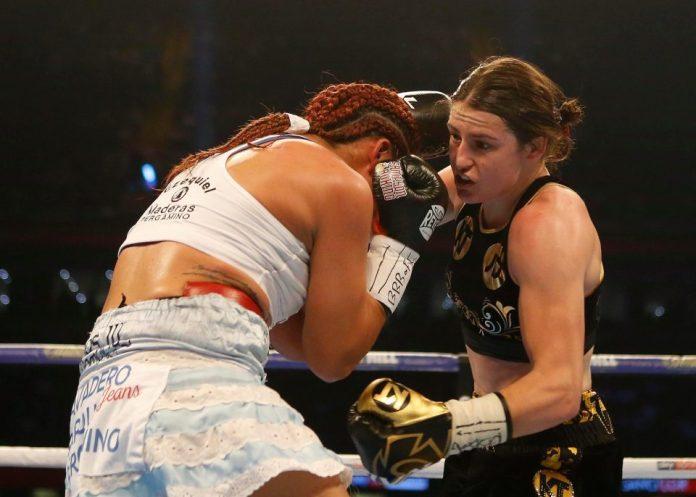 Katie Taylor vs Anahi Sanchez 1