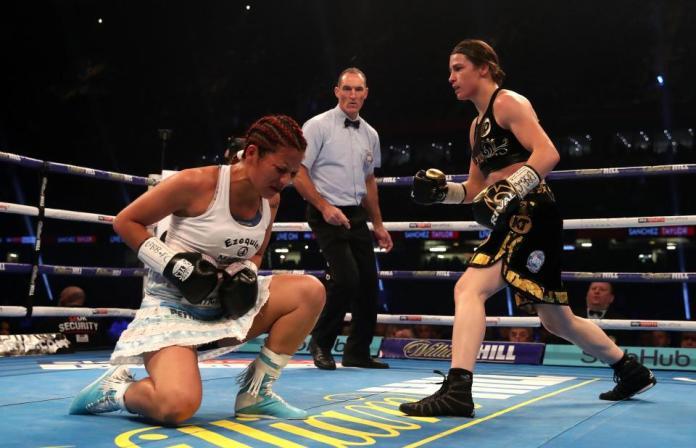Katie Taylor vs Anahi Sanchez 3