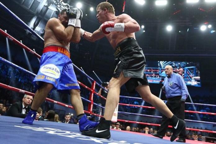 Povetkin vs Hammer 2